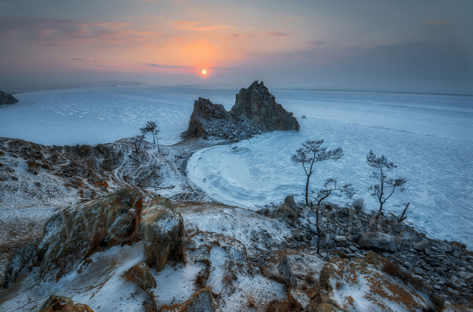 Lake Baikal winter (2)-8