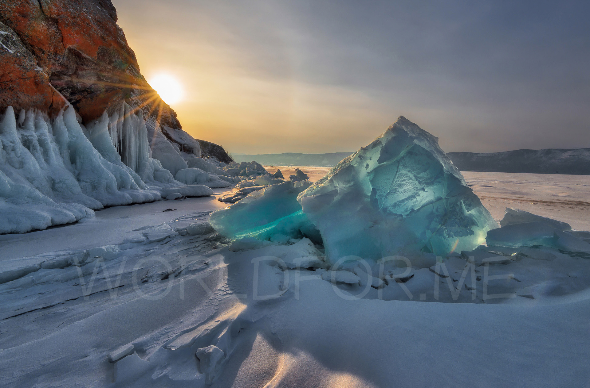 Lake Baikal winter (3)-9